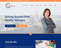 Connections 4 Success Website Refresh.