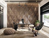 Study in Villa Dubai