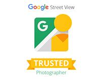 Google Street View showcasing Business Interiors