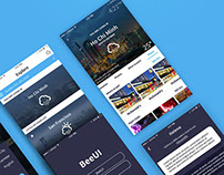 Travel App | BeeUI