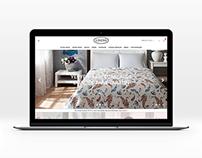 Linens - eCommerce Design