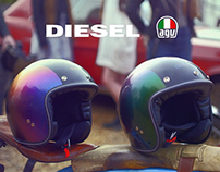 """The Wall Of Death"" - Diesel x AGV - Commercial + BTS"