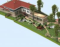 Mansion 600 m2