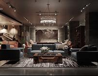 "Showroom ""Arture Home"" (P2) by K-Render Studio"
