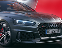 Audi RS5 Coupé - Full CGI v2
