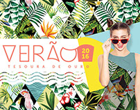 Summer 2016 - Tesoura de Ouro