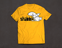 'Shabbit' T-Shirt design