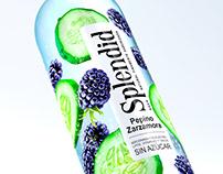 Flavored drinks «SPLENDID»