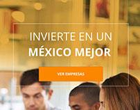 MVP Crowdfunder México