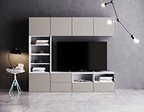 3D Shelves for Home&Office