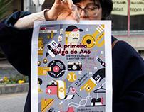 PRIMEIRA PULGA DO ANO - 2018