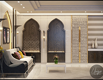Luxury Arabic parametric office