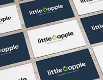 Little Apple Pediatric Dentistry Rebrand