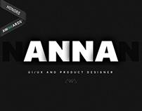 Anna Kokhan portfolio