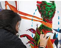"Ilustrarte 2013 ""Monstro criado pelas raízes"""