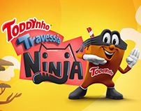 Toddynho - Travessia Ninja Corrida Cartoon 2016
