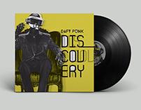 Daft Punk - Discovery Vinyl