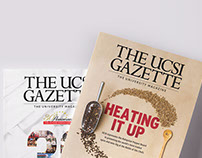 The UCSI Gazette - Bi Monthly