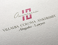 Villalba Coloma Ankersmit 10th anniversary
