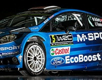 Luis Pérez Companc | M-Sport World Rally Team