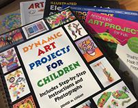Art Education Activity Books