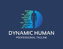 Dynamic Human Logo