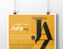 Jazz Typography Journal