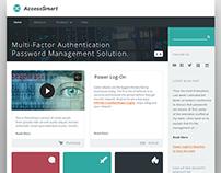AccessSmart - UI, Icon & Logo design