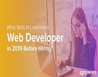 Skills to Look Into a Web Developer in 2019