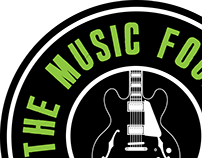 The Music Foundry Logo
