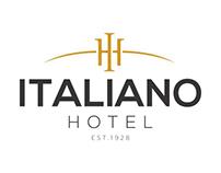 Italiano Hotel - Branding + Web