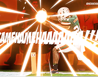 Miami Hurricanes Animation Dump