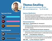 AGP: Professional Resume