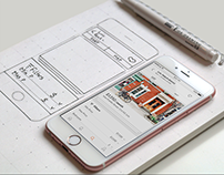 """""""District"""" Wireframes"""