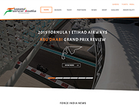 Force India - Website