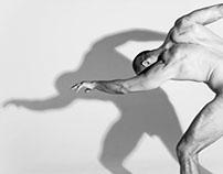 Luz sobre o corpo - Masculino