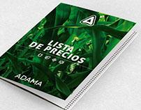 Flyer - Adama