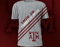 Spec Work - Texas A&M Shirt