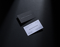 Business Cards 2009-2015