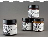 Brand Identity for GabiJó -Handmade jams