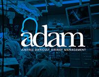 A.D.A.M Visual Identity Design