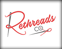 Rethreads Co. Branding