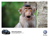 Volkswagen - Drive Anywhere