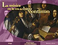 """Interactivo """"La música en la era del bajo continuo"""""""