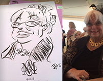 Live Caricatures 2015