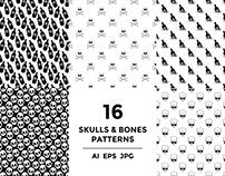 Skulls & Bones patterns
