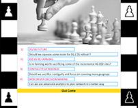 Telenor Chess Theme panel
