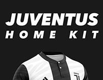 Juventus football kit 21/22.