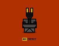 BOX ENERGY - LOGO CONCEPT