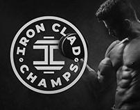 Iron Clad Champs Brand Identity